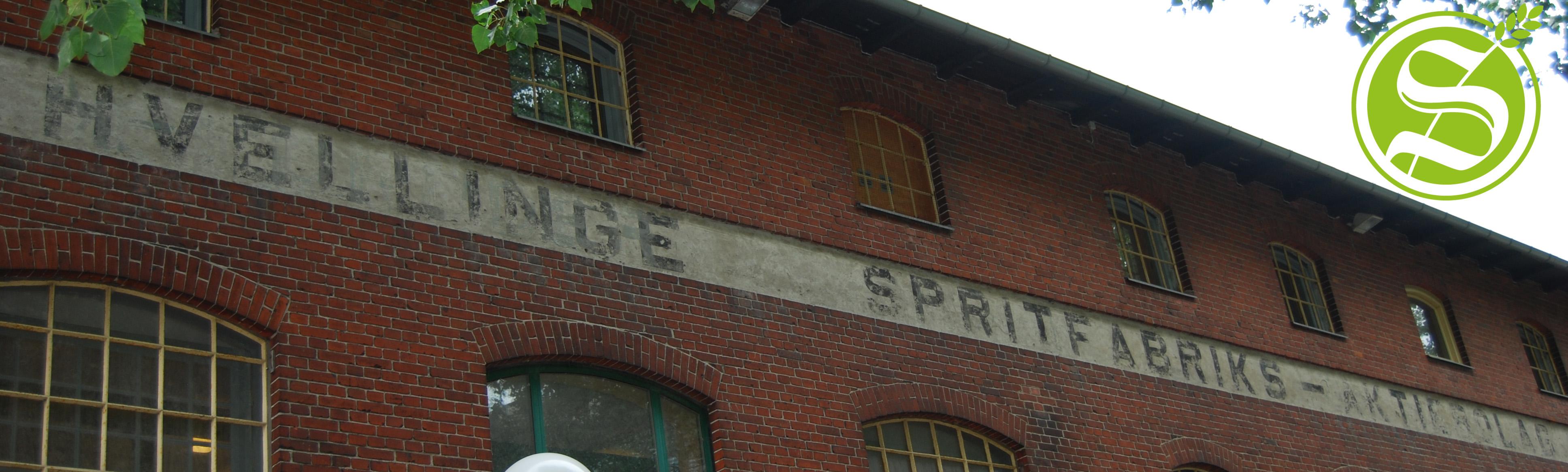 Spritfabrikens kontorshotell